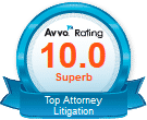 avvo-rating-top-attorney-litgation